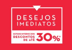 Promoção de Jorge Bischoff no folheto de Curitiba