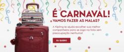 Promoção de Kipling no folheto de São Paulo
