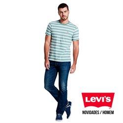 Ofertas Roupa, Sapatos e Acessórios no catálogo Levi's em São Paulo ( Mais de um mês )