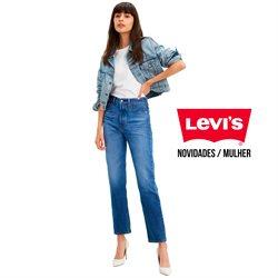 Ofertas Roupa, Sapatos e Acessórios no catálogo Levi's em Aracaju ( Mais de um mês )