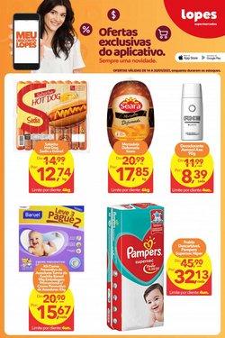 Catálogo Lopes Supermercados (  2 dias mais)