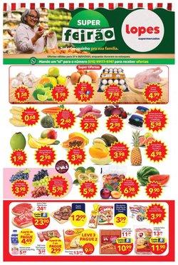 Catálogo Lopes Supermercados ( Válido até amanhã )