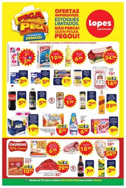 Catálogo Lopes Supermercados em São Bernardo do Campo ( 4 dias mais )