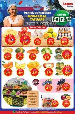 Catálogo Lopes Supermercados em São Bernardo do Campo ( Vencido )