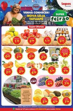 Catálogo Lopes Supermercados em São Bernardo do Campo ( Vence hoje )