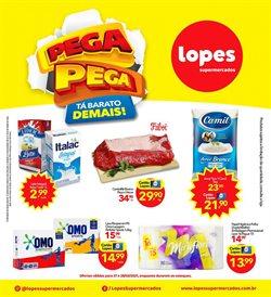 Catálogo Lopes Supermercados ( Vence hoje )
