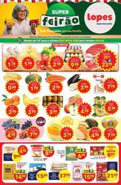 Ofertas Supermercados no catálogo Lopes Supermercados em Mauá ( 3 dias mais )