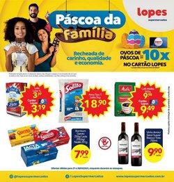 Catálogo Lopes Supermercados em Santo André ( Vencido )