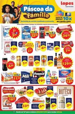 Catálogo Lopes Supermercados em São Paulo ( Vencido )