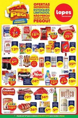 Ofertas Supermercados no catálogo Lopes Supermercados em Sorocaba ( 3 dias mais )