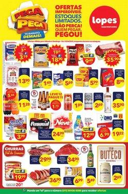 Catálogo Lopes Supermercados em São Paulo ( 3 dias mais )