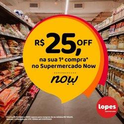 Ofertas de Lopes Supermercados no catálogo Lopes Supermercados (  17 dias mais)