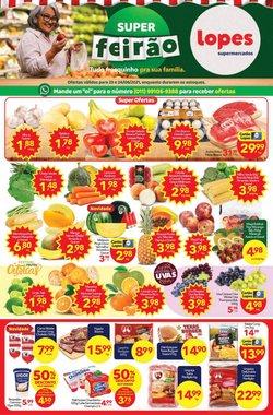 Catálogo Lopes Supermercados (  Publicado hoje)