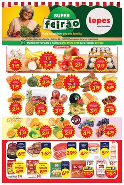 Catálogo Lopes Supermercados (  Vence hoje)