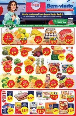 Ofertas de Supermercados no catálogo Lopes Supermercados (  Válido até amanhã)