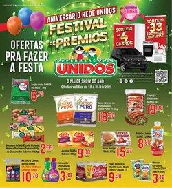Catálogo Supermercados Unidos (  Publicado ontem)