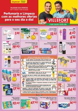 Catálogo Villefort Atacadista em Belo Horizonte ( 3 dias mais )