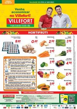 Catálogo Villefort Atacadista ( Vencido )