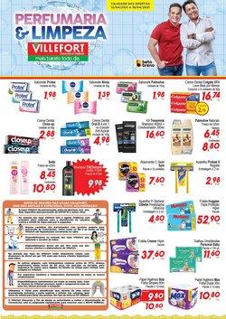 Ofertas Supermercados no catálogo Villefort Atacadista em Juiz de Fora ( Publicado a 2 dias )