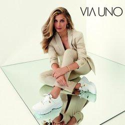 Ofertas de Roupa, Sapatos e Acessórios no catálogo Via Uno (  Vence hoje)