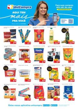 Ofertas de Supermercados no catálogo Unicompra (  Válido até amanhã)