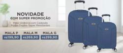 Promoção de Mala Amada no folheto de Rio de Janeiro