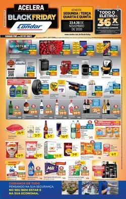 Catálogo Supermercados Condor em Curitiba ( 3 dias mais )