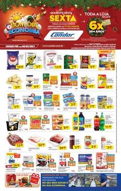 Catálogo Supermercados Condor em Maringá ( Vence hoje )