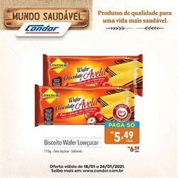 Catálogo Supermercados Condor em Londrina ( Publicado ontem )