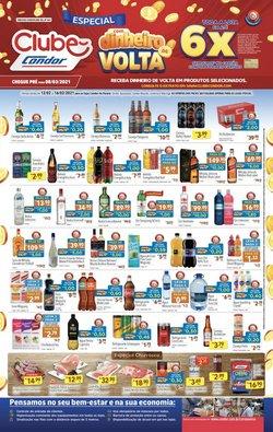 Catálogo Supermercados Condor em Curitiba ( Vencido )
