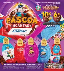 Catálogo Supermercados Condor em Joinville ( 2 dias mais )