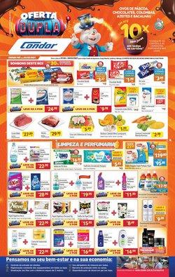 Catálogo Supermercados Condor em Joinville ( Vencido )
