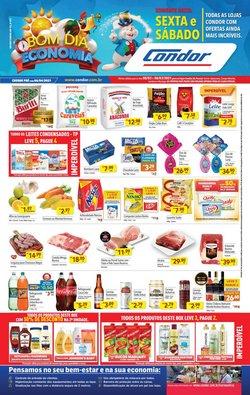 Catálogo Supermercados Condor em Joinville ( Válido até amanhã )