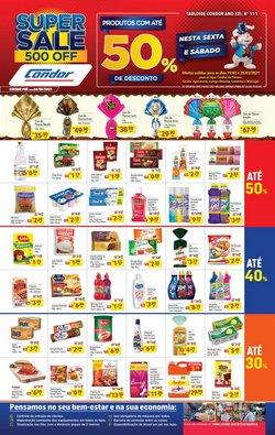 Catálogo Supermercados Condor ( Vencido )