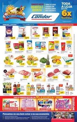 Catálogo Supermercados Condor em Londrina ( Vencido )