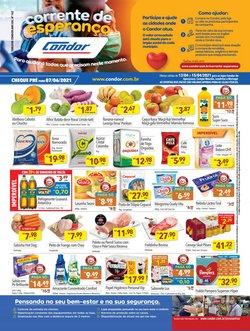 Catálogo Supermercados Condor em Londrina ( Válido até amanhã )