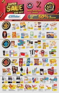 Ofertas de Supermercados Condor no catálogo Supermercados Condor (  Publicado ontem)