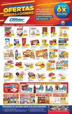 Ofertas de Supermercados Condor no catálogo Supermercados Condor (  Mais de um mês)
