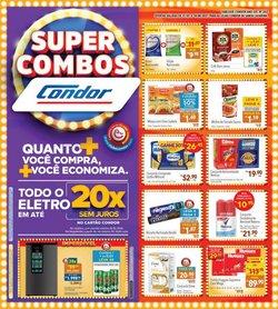 Ofertas de Supermercados Condor no catálogo Supermercados Condor (  13 dias mais)
