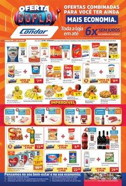 Ofertas de Supermercados Condor no catálogo Supermercados Condor (  4 dias mais)
