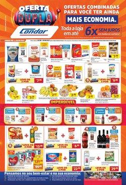 Ofertas de Supermercados Condor no catálogo Supermercados Condor (  Publicado hoje)