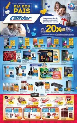 Catálogo Supermercados Condor (  Publicado hoje)