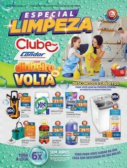 Ofertas de Supermercados no catálogo Supermercados Condor (  Vence hoje)