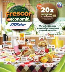 Ofertas de Supermercados no catálogo Supermercados Condor (  3 dias mais)