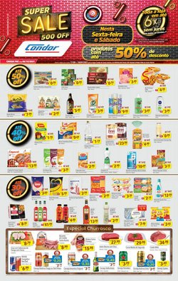 Catálogo Supermercados Condor (  Vence hoje)