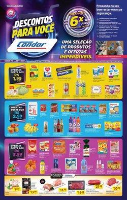 Ofertas de Supermercados Condor no catálogo Supermercados Condor (  Válido até amanhã)