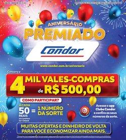 Catálogo Supermercados Condor (  17 dias mais)