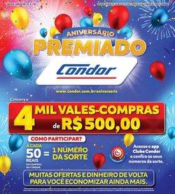 Catálogo Supermercados Condor (  Mais de um mês)