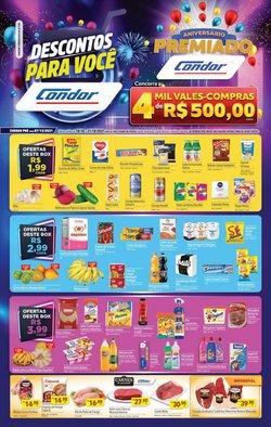 Catálogo Supermercados Condor (  Válido até amanhã)