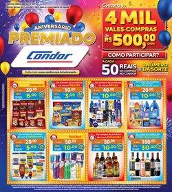 Catálogo Supermercados Condor (  11 dias mais)